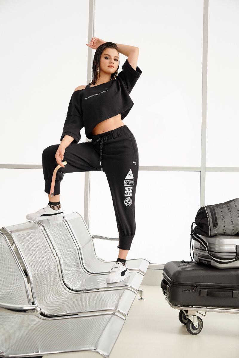 Selena Gomez for SG x PUMA Spring/Summer 2019 Campaign