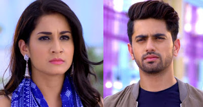 Naamkaran: Avni and Neil plays separation game while here Neil bursts