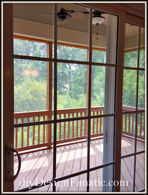 Screened Porch, House, Cottage, Cottage Style, Farmhouse Style