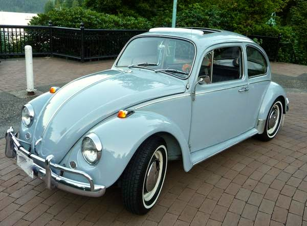1967 VW Beetle Survivor