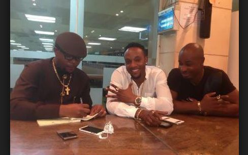 Fight Is Over: Harrysong puts 5 Star Music on his accounts
