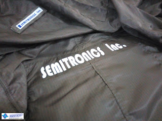 Safety Suit with Vinyl Transfer - Semitronics Inc.