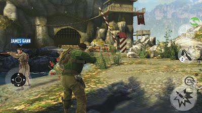 Game Petualangan Perang Offline Android