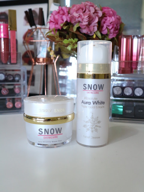 Snow Skincare Aura Review