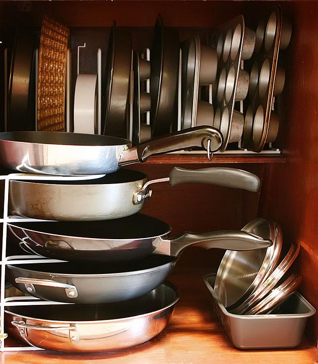 Organized Kitchen Cabinets: All Things Beautiful: Kitchen Cabinets // Pantry // Fridge