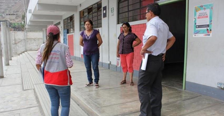 PRONIED: Más de 2 mil colegios recibirán S/ 15 millones para mantenimiento y compra de útiles escolares en la DRE Huánuco - www.pronied.gob.pe