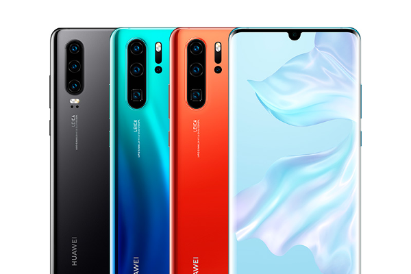 HUAWEI announces P30 and P30 Pro with Kirin 980 processor, In-Screen Fingerprint sensor and Optical SuperZoom Lens