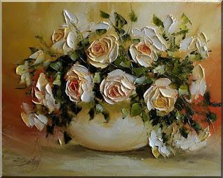 pinturas-de-flores-pintadas-con-espatula