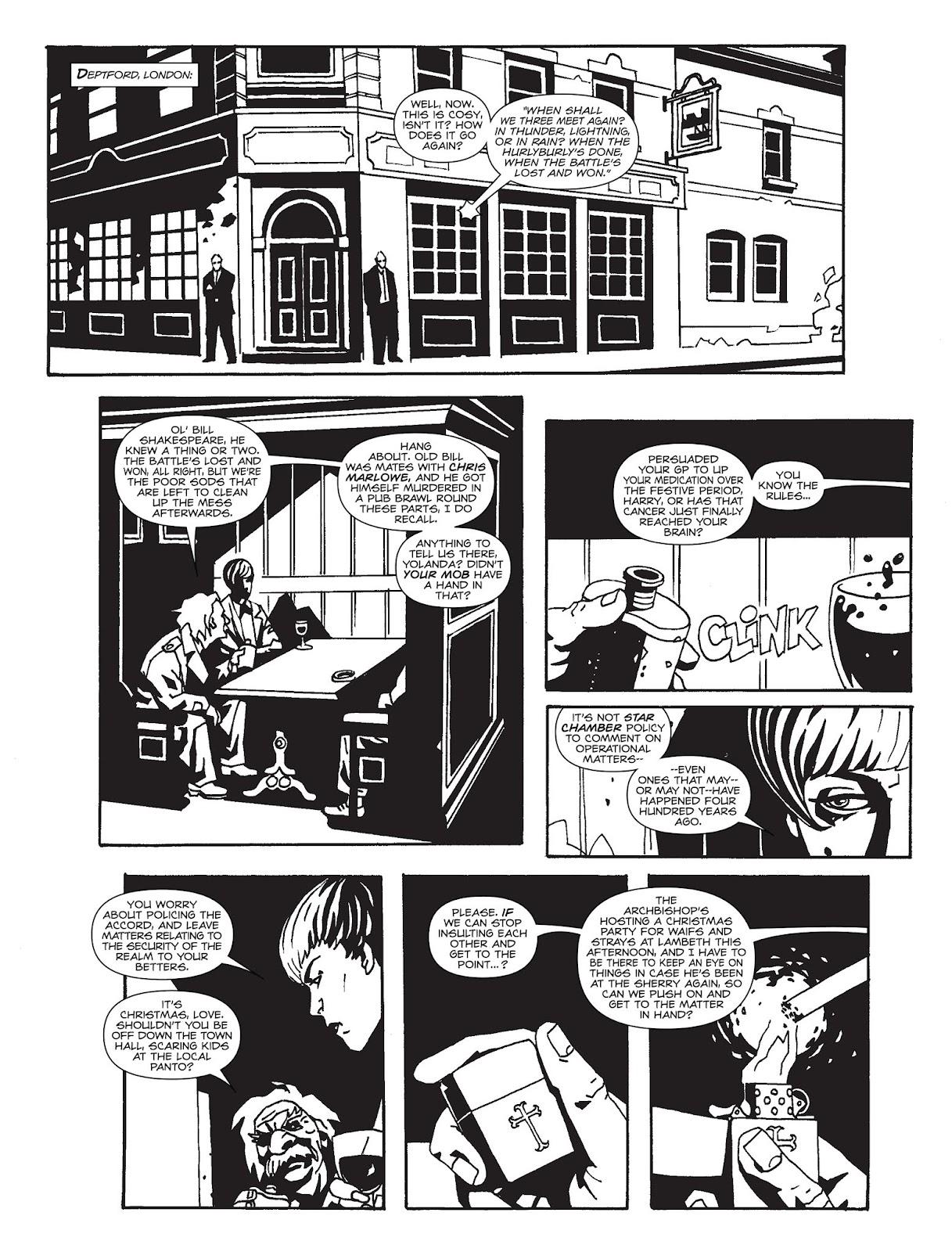 Read online Caballistics Inc. The Complete Digital Edition comic -  Issue # TPB (Part 4) - 17