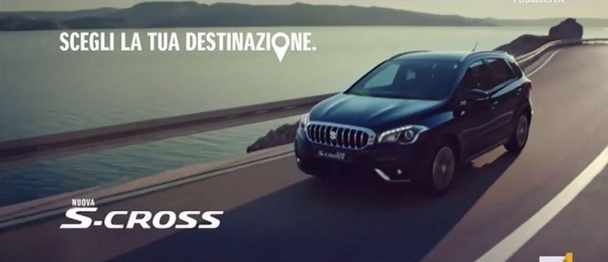 Canzone Suzuki pubblicità S Cross - Musica spot Giugno 2017