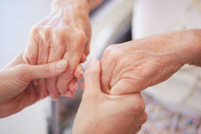 Shaky hands reveal: Parkinson's disease