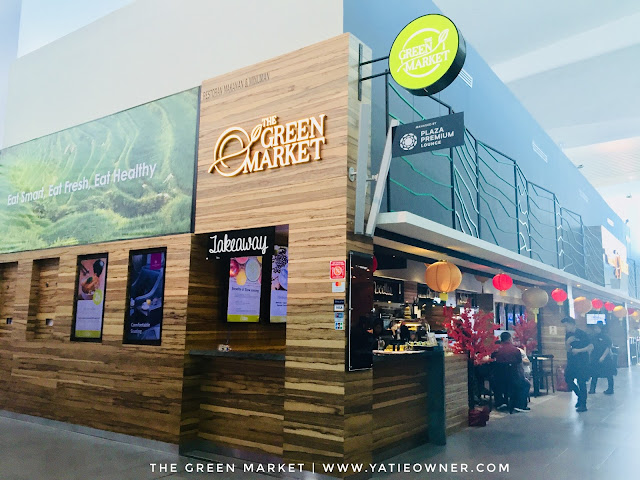 The Green Market Klia2 Must Try!