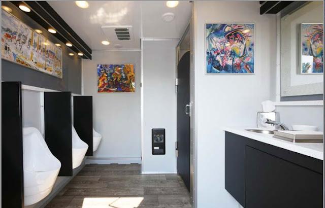 The Modern Restroom Bathroom for Men