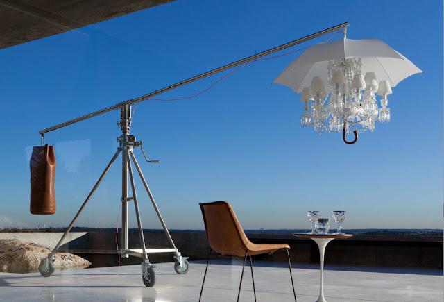 MARIE COQUINE FLOOR LAMP by Philippe Starck