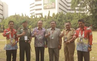 Bupati Hadiri Rakor Teknis TNI Manunggal Membangun Desa ke 100