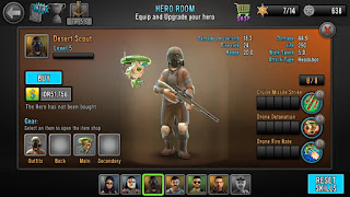 Review Last hope TD - Game zombie Tower defense android