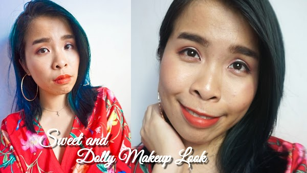 Sweet and Dolly Face of the Month Look