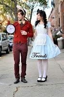 Disfraces simples para parejas