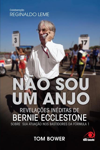 News: Nao sou um Anjo, biografia de Bernie Ecclestone 7