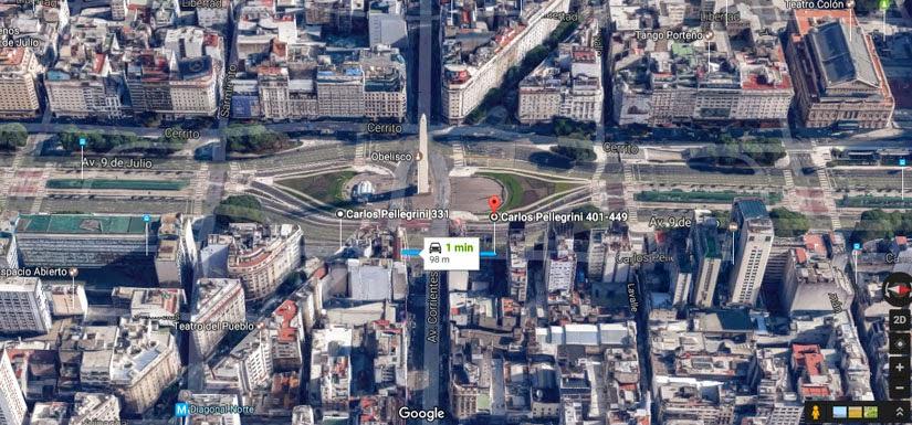 O que fazer em Buenos Aires (Argentina) - obelisco