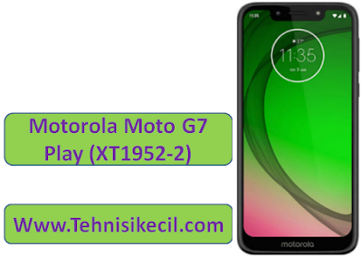 Download Firmware Motorola Moto G7 Play (XT1952-2) Stock Rom Official