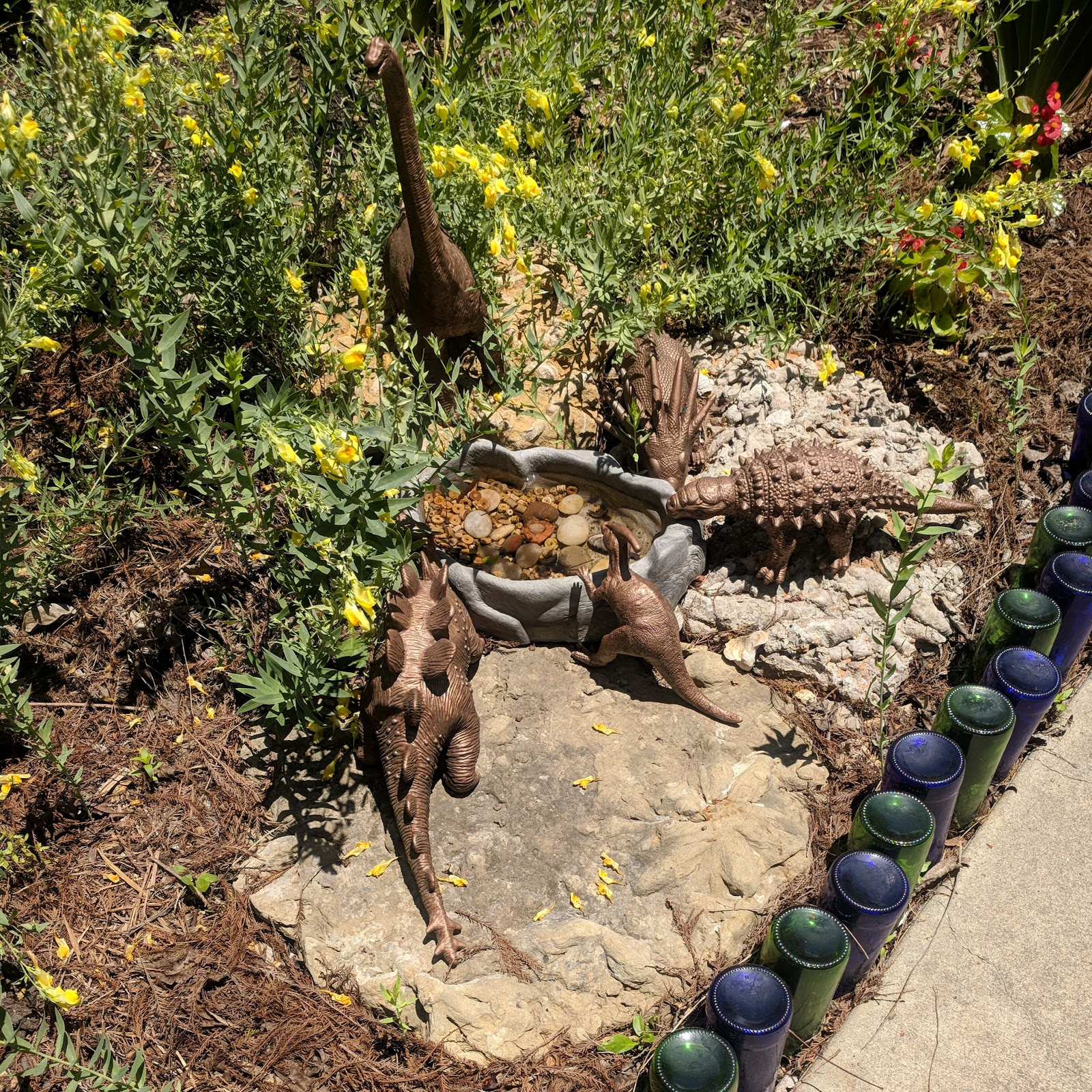 Gardening Turned Up to Eleven: What I Learned: Garden Art Done ...