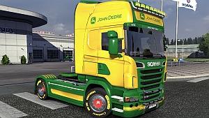 John Deere Scania
