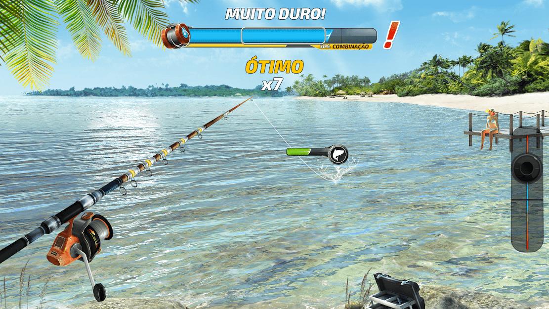 Fishing Clash MOD Pesca Fácil 1.0.137