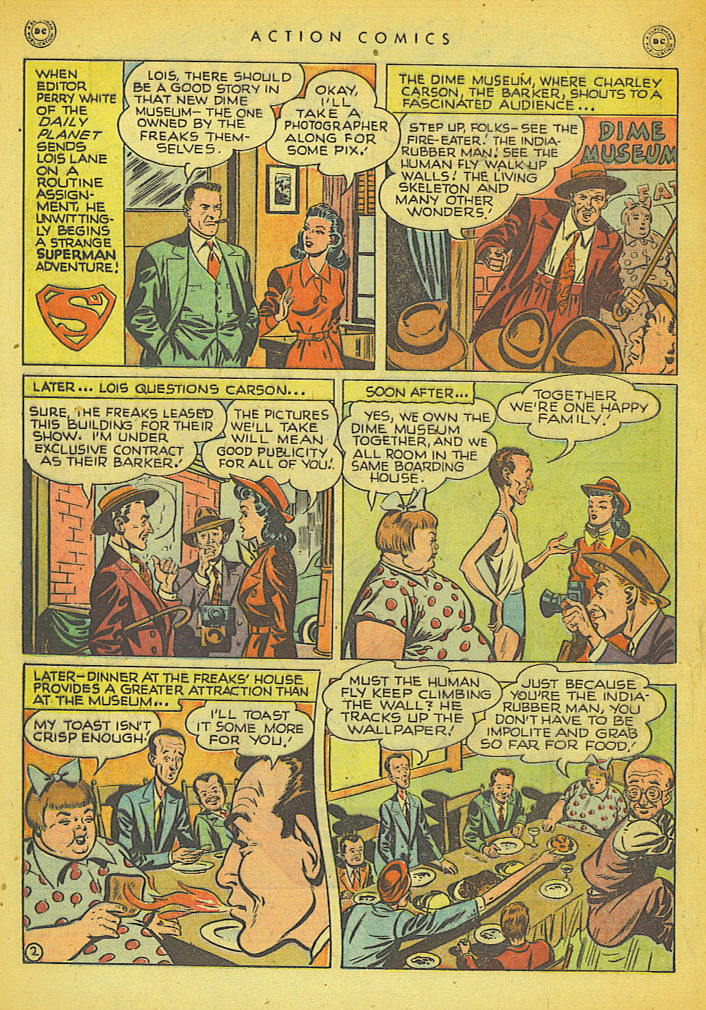 Action Comics (1938) 122 Page 3