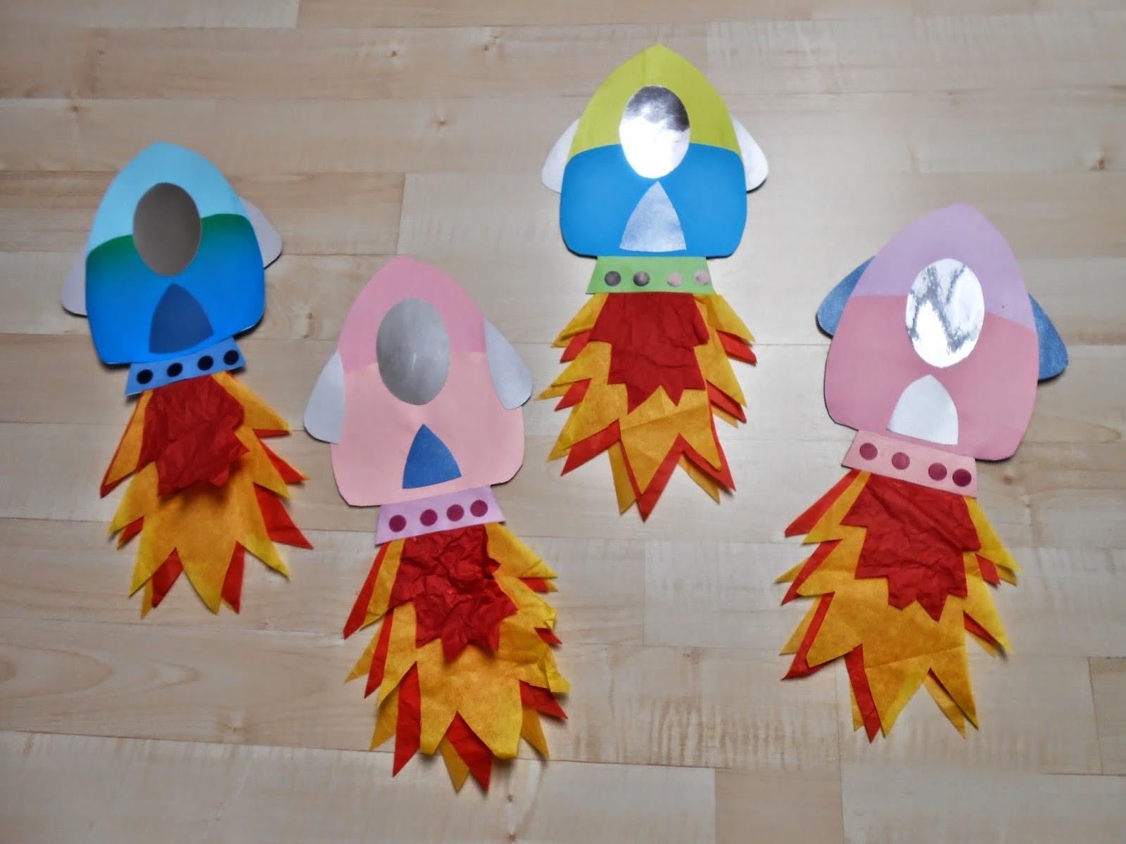 Außergewöhnlich Raketen Einladungskarten Für Den Sensapolis Kindergeburtstag