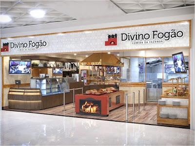 Resultado de imagem para Divino Fogão inaugura nova unidade no Ceará em fevereiro, desta vez no Sobral Shopping