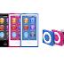 Apple gestopt met iPod nano en iPod shuffle