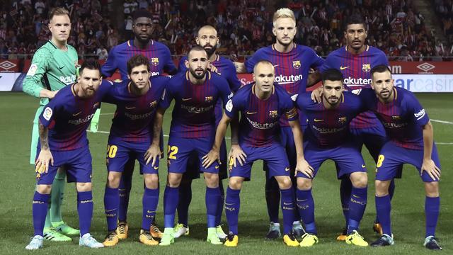 Tiket Copa del Rey Kini di Amankan Oleh Barcelona