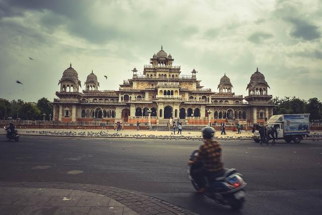 Albert Hall Museum, Jaipur  | Famous Place of Jaipur