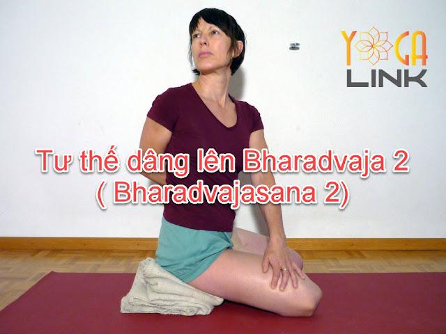 Mỗi ngày một tư thế Yoga || 52 Tư thế dâng lên Bharadvaja 2
