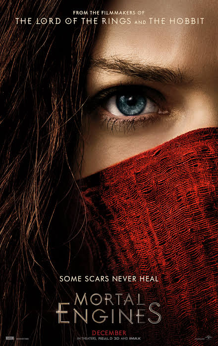 Download Film Mortal Engines Subtitle Indonesia Full HD