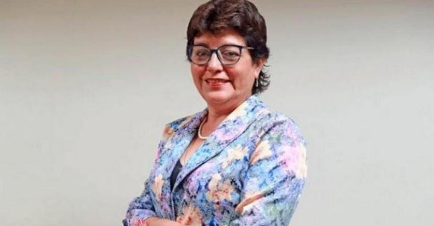 Denuncian dos nuevos casos de plagio de la jefa de la SUNEDU, Flor Luna Victoria