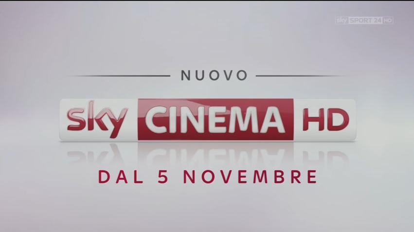 Canzone Sky pubblicità Promo - Il Nuovo Sky Cinema - Dal 5 Novembre 2016 - Ottobre 2016 - Musica spot Novembre 2016