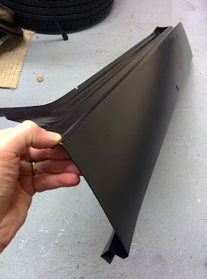 Porsche 944 Replacement Sills Panels