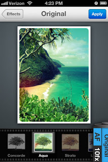 Photo Editor by Aviary si aggiorna alla vers 1.1