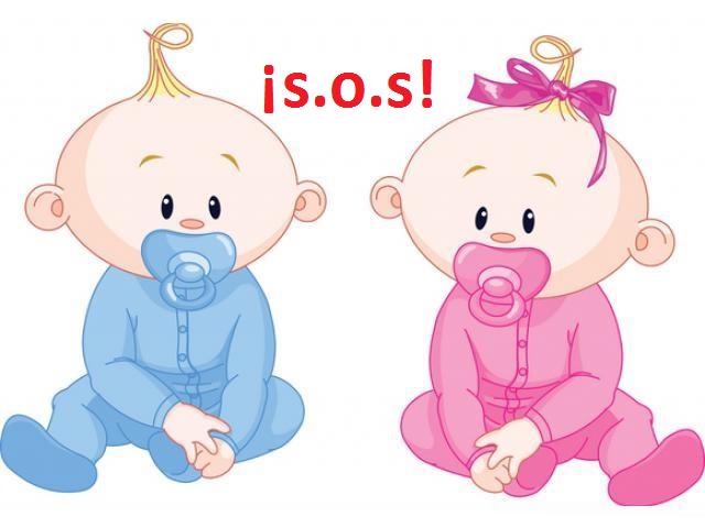 Dar de comer a bebés mellizos - Mellimami