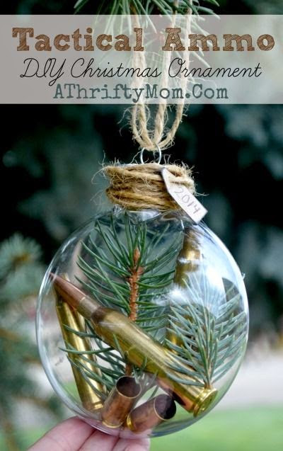Outdoors Man Ornament
