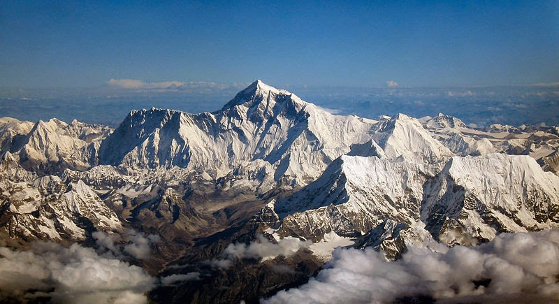 Mt Everest -  Gunung Everest - EFBUMI