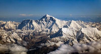 Mt Everest -  Gunung Everest - EFBUMI