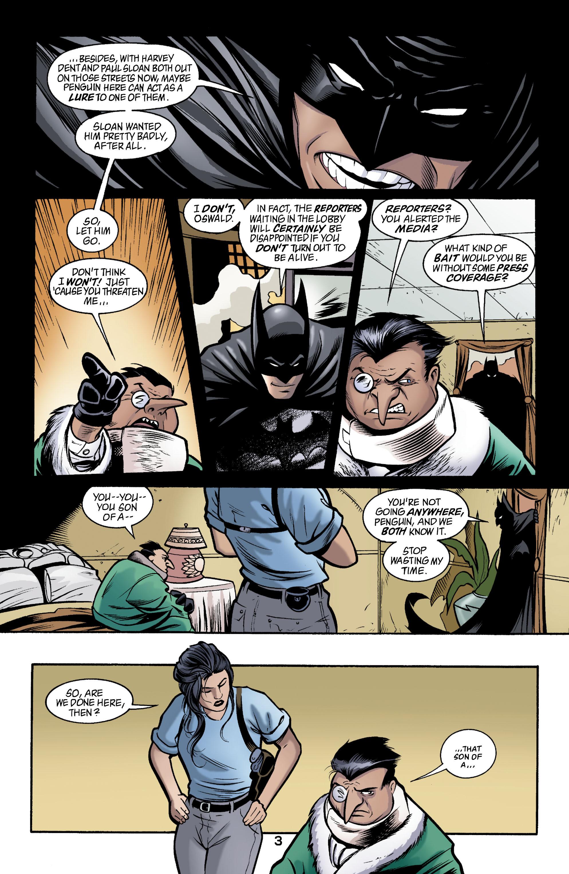 Detective Comics (1937) 782 Page 3