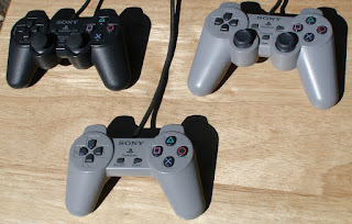 Controles de mando para PlayStation One