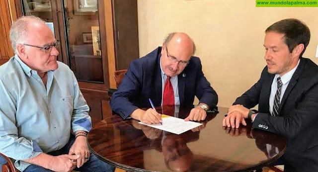 El Instituto Astrofísico de Canarias se suma al compromiso con la transición energética de La Palma