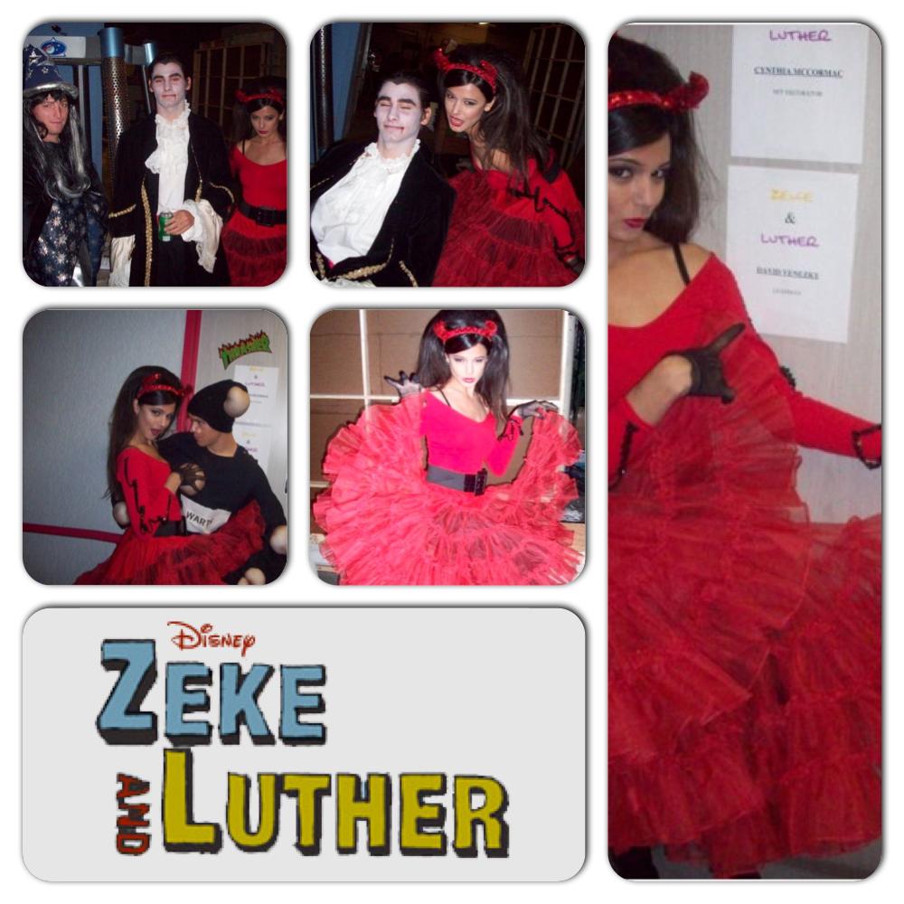 zeke and luther season 1 tpb