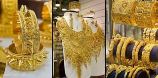 أسعار الذهب في السعودية اليوم السبت 14-1-2017 سعر جرام الذهب في الاسواق اليوم بالريال السعودي