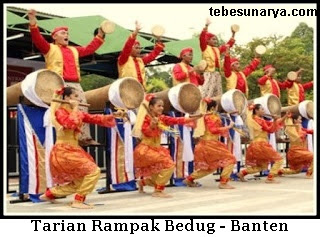 Tarian-Rampak-Bedug-Banten